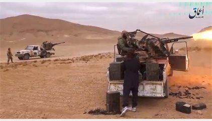 Estado Islámico y Rusia libran en Palmira su batalla más cruenta desde el inicio de la guerra