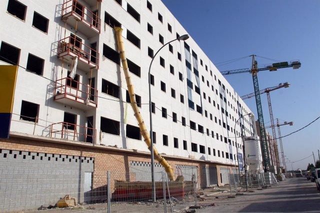 La emvs construir viviendas de alquiler en el for Viviendas de alquiler en sevilla capital