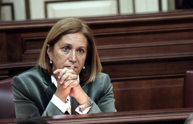 Resultado de imagen de delegada del Gobierno en las islas, Mercedes Roldos