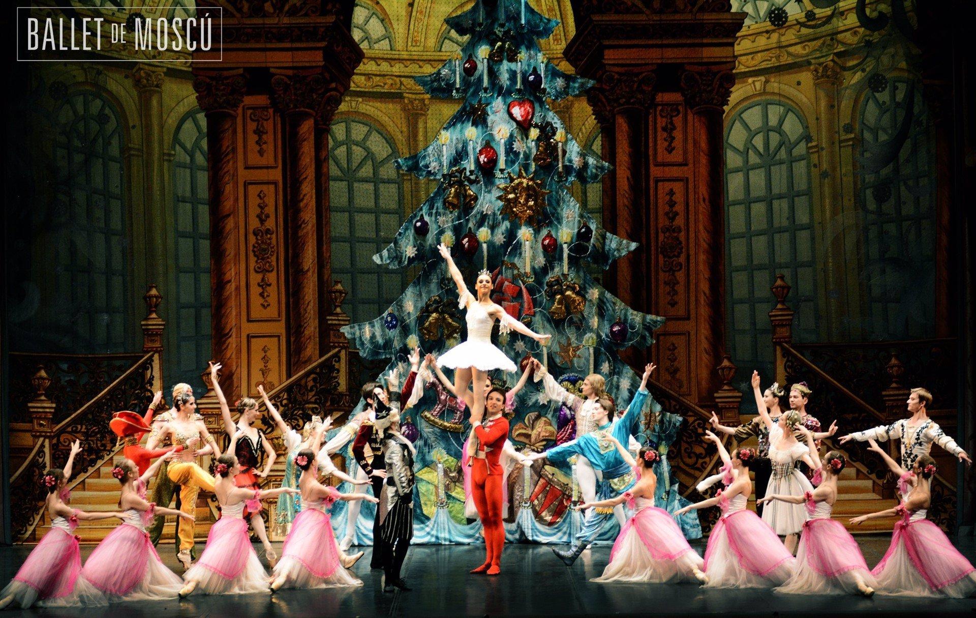 El Ballet de Moscú regresa fiel a su cita del verano en Mallorca