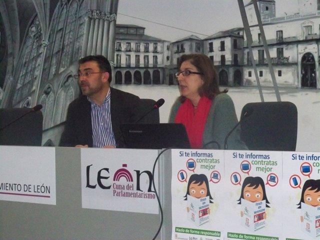 Ayuntamiento de le n pone en marcha una campa a sobre los for Oficina consumidor salamanca
