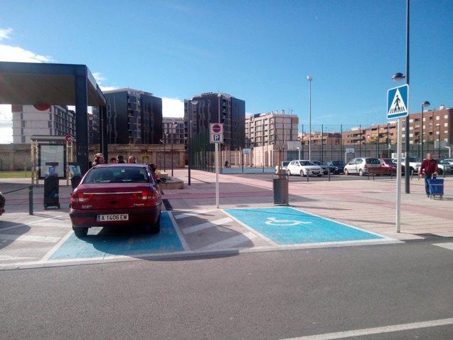 Foto: Quart de Poblet lanza una 'app' pionera en Europa que informa de aparcamientos para discapacitados (AYUNTAMIENTO QUART DE POBLET)
