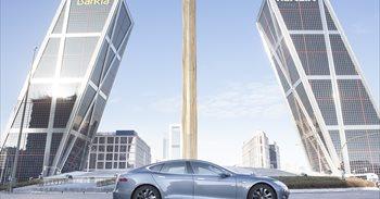 """Uber estrena en Madrid """"decenas"""" de unidades del Tesla Model S"""