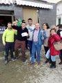 Foto: Reclaman una calle para 'Zapico', el paisano que trajo el Gordo a Palomares