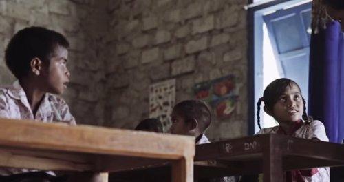 ONG Compassion International por su video 'The Wait Is Over' ('La espera ha term