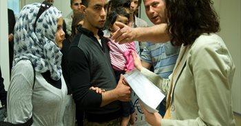 Llega a España un grupo de 198 refugiados procedentes de Grecia