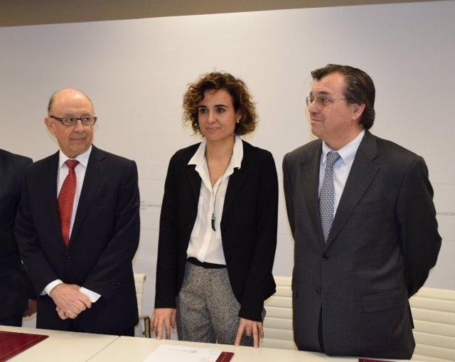 Acuerdo de Farmainfustria, Sanidad y Hacienda