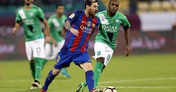 Messi, mejor creador de juego del mundo de 2016 para la IFFHS