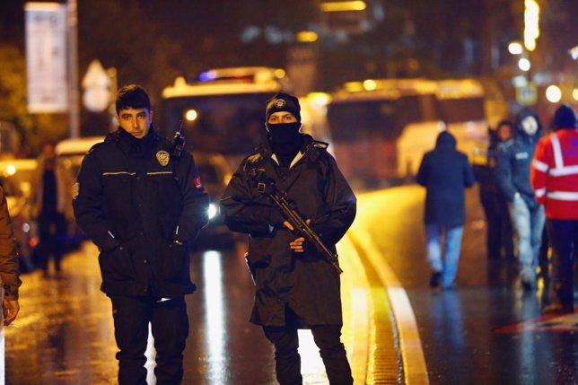 Resultado de imagen de El Estado Islámico reivindica el atentado de Estambul en Nochevieja
