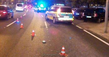 Detenido en Sevilla un conductor que quintuplicaba la tasa de alcohol