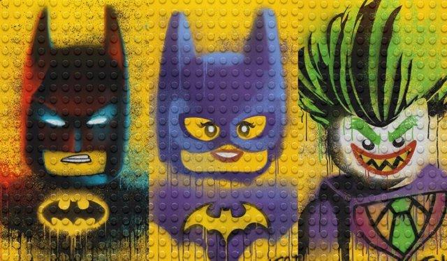 Batman lego geniales y grafiteros carteles con los h roes for Videos de lego batman