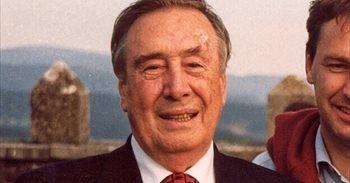 Fallece a los 86 años de edad el expresidente del Parlamento vasco Joseba...