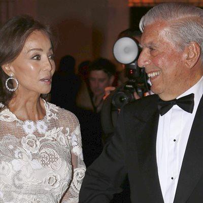 Foto: Confirmada la boda de Isabel Preysler y Mario Vargas Llosa para este año (ISABEL PREYSLER Y VARGAS LLOSA POR JAVIER RAMIREZ)