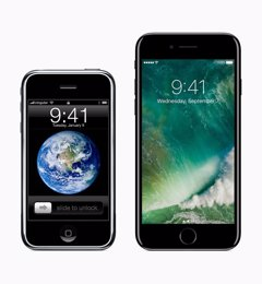 ¡Muchas Felicidades Iphone!