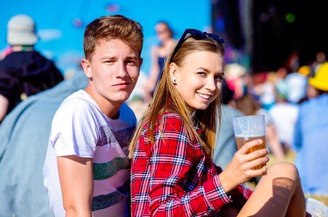 Los efectos del alcohol en niños y adolescentes