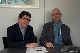 Juan Miguel Redondo Y Miguel Campanero