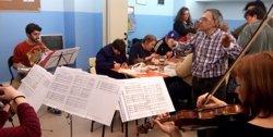 El proyecto Mosaico de Sonidos acerca la música a personas con discapacidad intelectual con conciertos por toda España