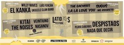 El Kanka, Despistaos, The Noises, Kitai, Willy Naves y Veintiuno, en el Festival Latidos contra el cáncer infantil