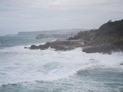La nieve, viento y oleaje afectarán al norte, Baleares y las costas del mediterráneo del viernes al lunes