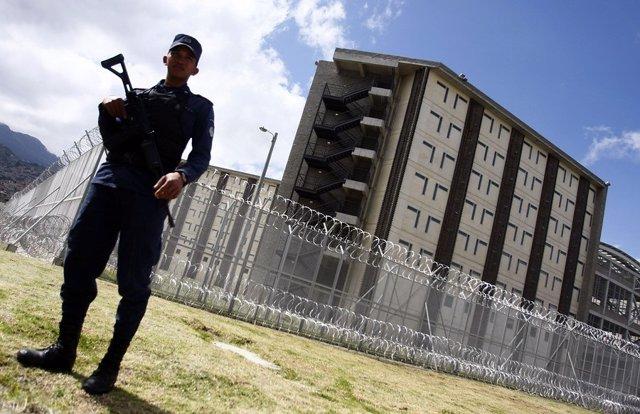 Presos cárcel Picota Bogotá FARC