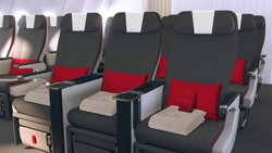 Iberia, primera aerolínea en ofrecer una clase 'turista premium' entre España y Latinoamérica