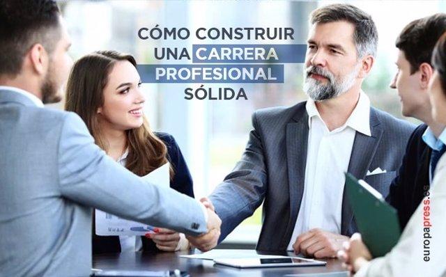 Cómo construir una carrera profesional sólida