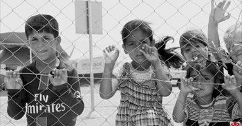 Cada hora desaparece un niño refugiado, ¿y si te pasara a ti?...