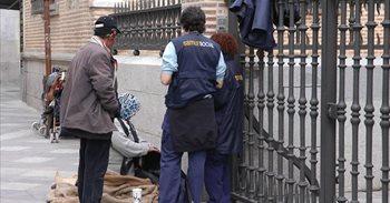 40.000 personas sin hogar en España se enfrentan a la ola de frío