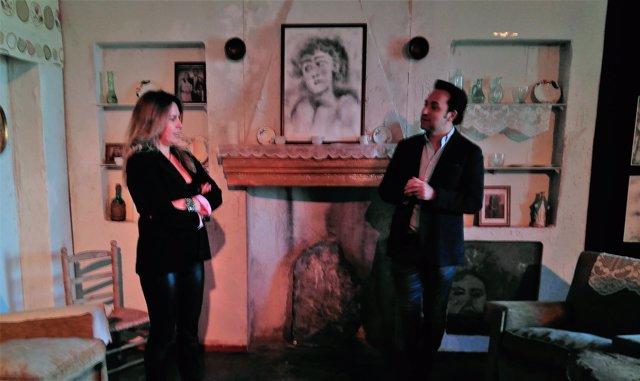 Cuarto milenio se al a con la historia toledana en una for Cuarto milenio valencia exposicion