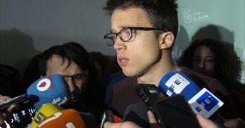 """Errejón afirma que Pablo Iglesias """"tiene que seguir siendo el secretario..."""