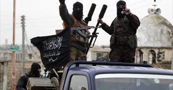 Más de 1.200 milicianos yihadistas abandonan la región de Damasco