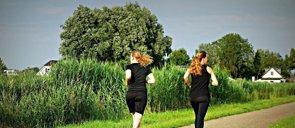 Veinte minutos de ejercicio moderado, el antiinflamatorio más saludable (PIXABAY)