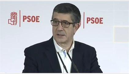 """Patxi López dice que habría sido """"más exigente"""" con el PP en el acuerdo sobre el SMI"""