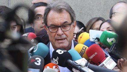 Mas no se autodescarta como candidato e insinúa que Puigdemont estará en la lista