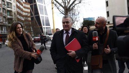 Bárcenas dice que fue  Rajoy quien ordenó cortar con Correa tras ser avisado por un empresario