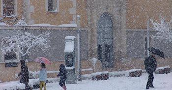 Masa de aire polar dejará nieve en cotas muy bajas de Murcia y hará que...