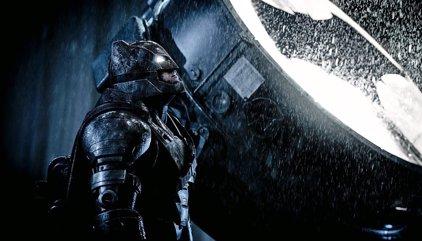 Así mejorará Ben Affleck el traje de Batman en su película en solitario