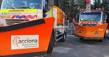 Las carreteras del Estado en Murcia, preparadas para afrontar el temporal...