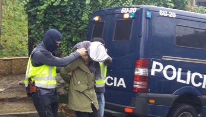 El yihadista detenido en San Sebastián lideraba una célula que planeaba volver a atentar en Francia