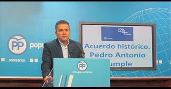 """Jesús Cano: """"La política de Agua de Podemos es prescindir de los..."""