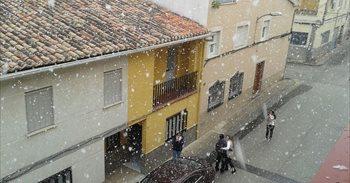La Región estará el miércoles en aviso amarillo por nevadas, temperaturas...