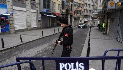 Detenido en Estambul el responsable del ataque contra la discoteca Reina en Nochevieja