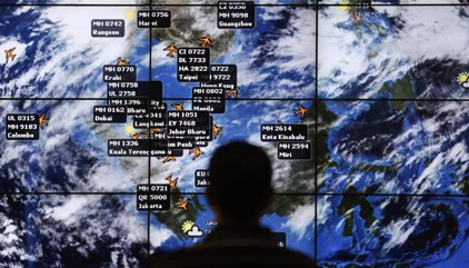 Suspendida la búsqueda del avión del vuelo MH370 en el océano Índico