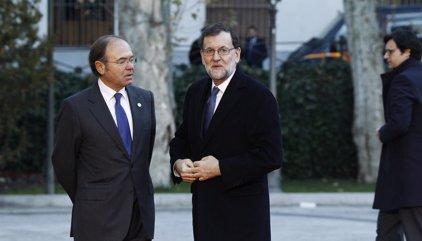 """Rajoy afronta la Conferencia de Presidentes con """"espíritu constructivo y mano tendida"""""""