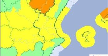 L'onada de fred a la Comunitat Valenciana baixa el termòmetre fins als -6...