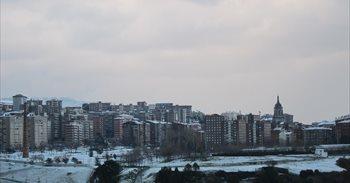 El Ayuntamiento de Bilbao activa el operativo especial de heladas