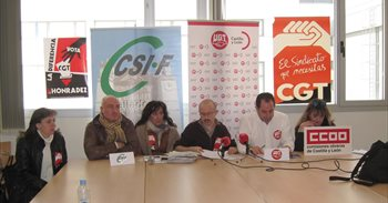 Los sindicatos advierten de que Konecta quiere cambiar unilateralmente...