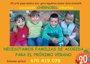 Foto: Los 31 menores de Ucrania que han pasado la Navidad en acogida vuelven a su casa