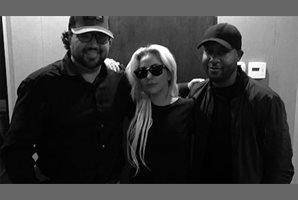 Lady Gaga vuelve al estudio de grabación