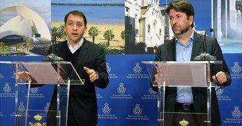 Cabildo y Ayuntamiento invertirán 23,8 millones en Santa Cruz de Tenerife...